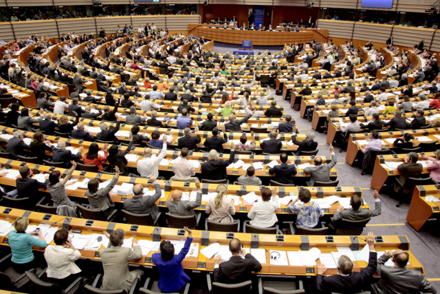 Plenary session in Brussels - week 25