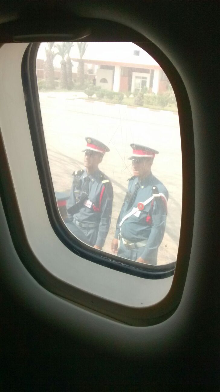 avion_EL Aaiun
