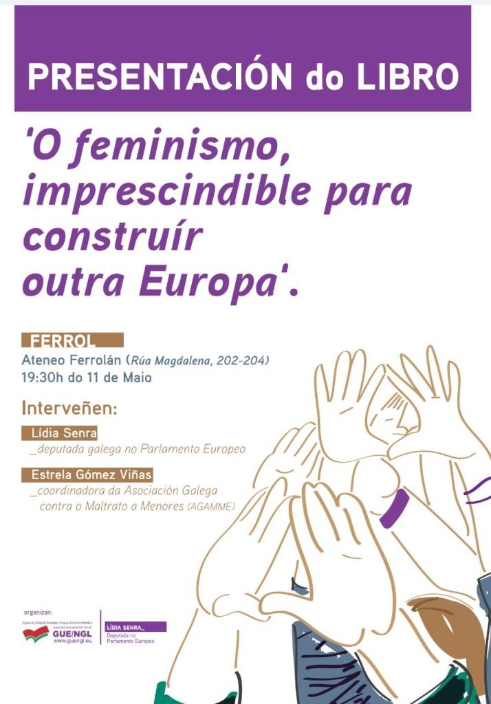 Cartel-presentacion-libro-Feminismo-Imprescindible-en-Ferrol-714x1024