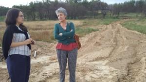 Lidia-Senra-e-Paula-Verao-en-Chavaga-este-mercores-visitando-o-castro_2656x1494
