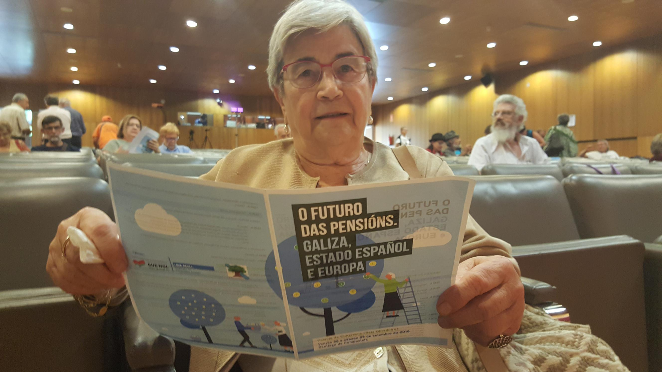 Miren Etxezarreta nas xornadas pensions_2656x1494